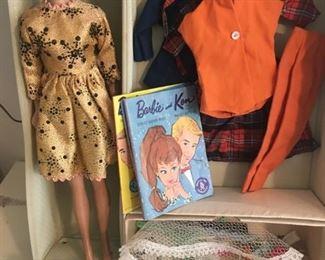 Midge Barbie collection