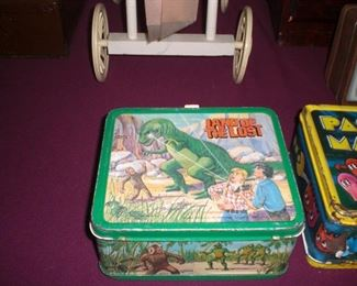 Land of the Lost lunch box