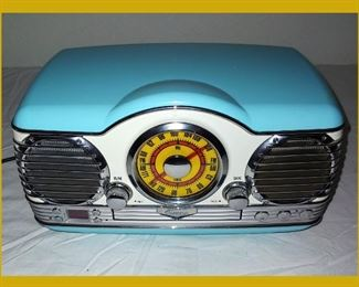 Memorex Nostalgic Radio