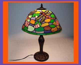 Very Pretty Dragonfly Lamp