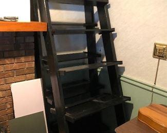 Ladder Shelves. 2 available