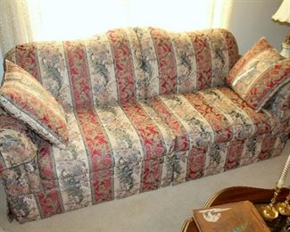 La-Z-boy upholstered sofa