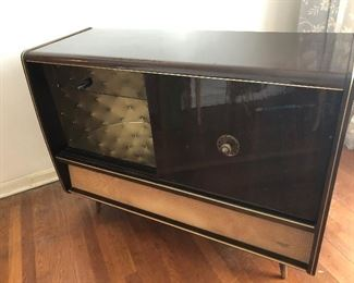 Vintage stereo cabinet...cabinet only
