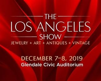 The Los Angeles Show: Jewelry + Art + Antiques + Vintage