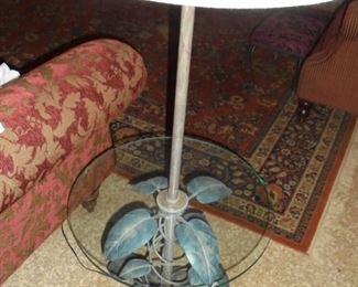 Ivy reading lamp