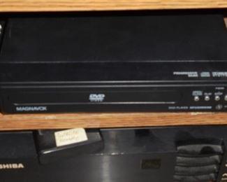 Magnavox DVD player