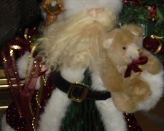 Santa (St. Nick)