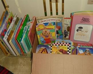 Children's books & coloring books