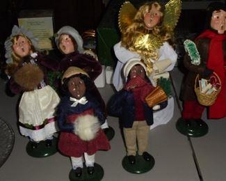 Byers Choice LTD Christmas carolers