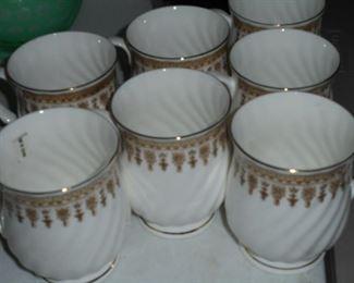 Holiday mugs - fine bone china  London England