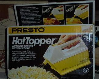Presto Hot Topper in box