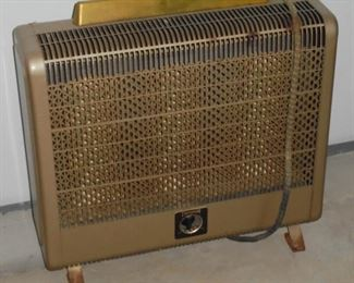 Electric coil heater