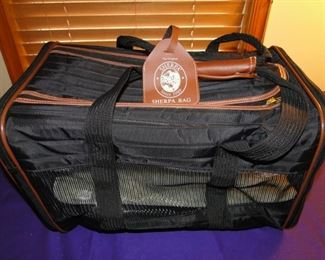 Sherba small dog carrier - never used