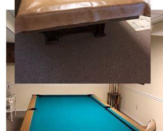 Ebonite Billards POOL TABLE, Walk Out Basement 😀