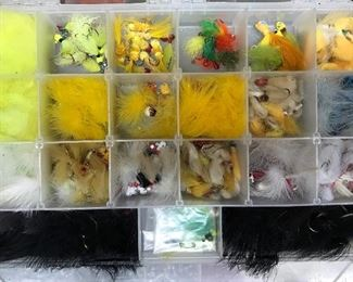 Lure making supplies