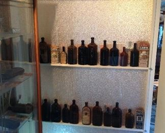 Warners Bottles