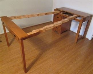 Wood Slides, Heavy & Sturdy Unit