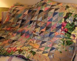 Handmade Vintage Quilts