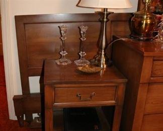 Century Furniture Company Bedroom Set