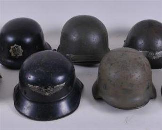 Military Helmuts