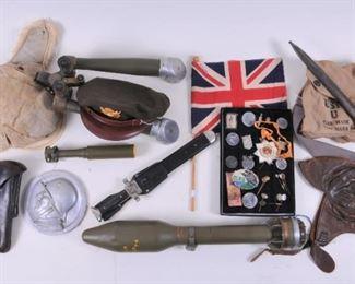 World War I II Items