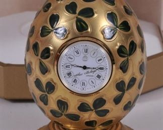 Original Faberge Egg. With paperwork. One of three.