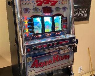 Big Change 777 slot machine, tokens