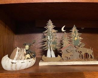 Moose decor