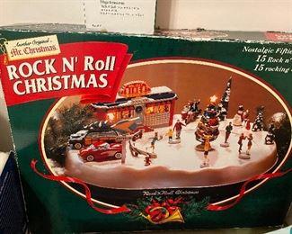Rock N' Roll Christmas; Mr. Christmas