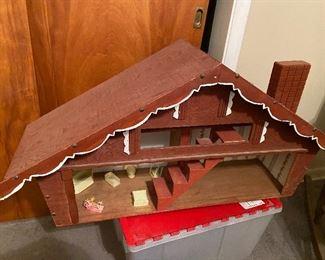 Alpine/Chalet doll house