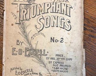 Triumphant Songs