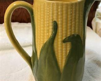 Shawnee corn pitcher