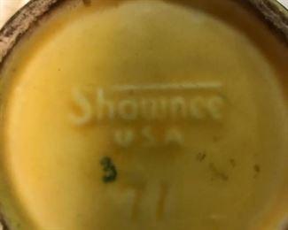 Shawnee corn pitcher label