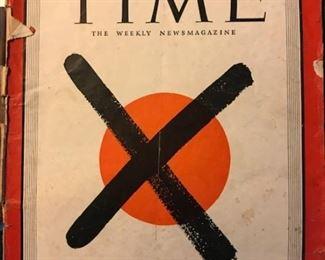 1945 Time Magazine