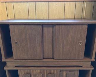 33 LP storage cabinet #1