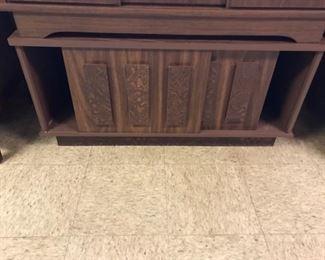 33 LP storage cabinet #2