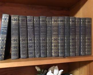 leather bound classics