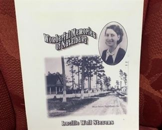 Memories of Natalbany (Lucilla Wall Stevens) -- there are 2 copies