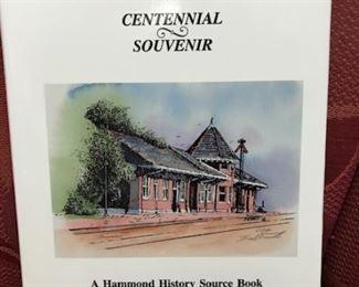 Hammond Centennial Souvenir