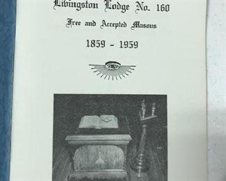 Livingston Lodge history