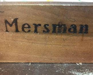 Mersman label