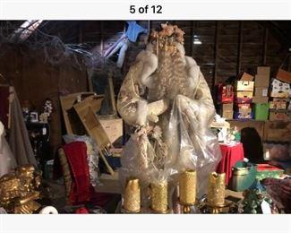 Christmas - Saint Nicholas, Christmas Candles, etc.