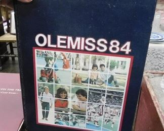 1984 OLE MISS ANNUAL
