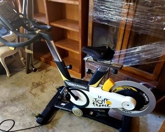 Tour de France Exercise Bike