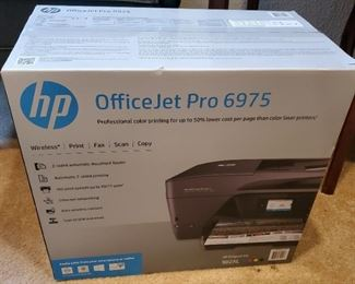 Office Jet Pro 6975 - STILL IN BOX! NEVER OPENED!