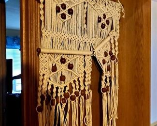 Macrame Wall Art