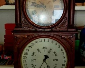 BB Lewis Clock