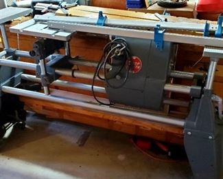 Shop Smith Lathe