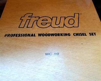 Frued Chisel Set
