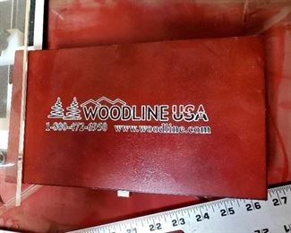 Woodline router bit set